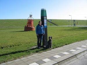 dierenarts-assistente Maartje