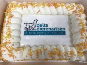 taart delta dierenartsen